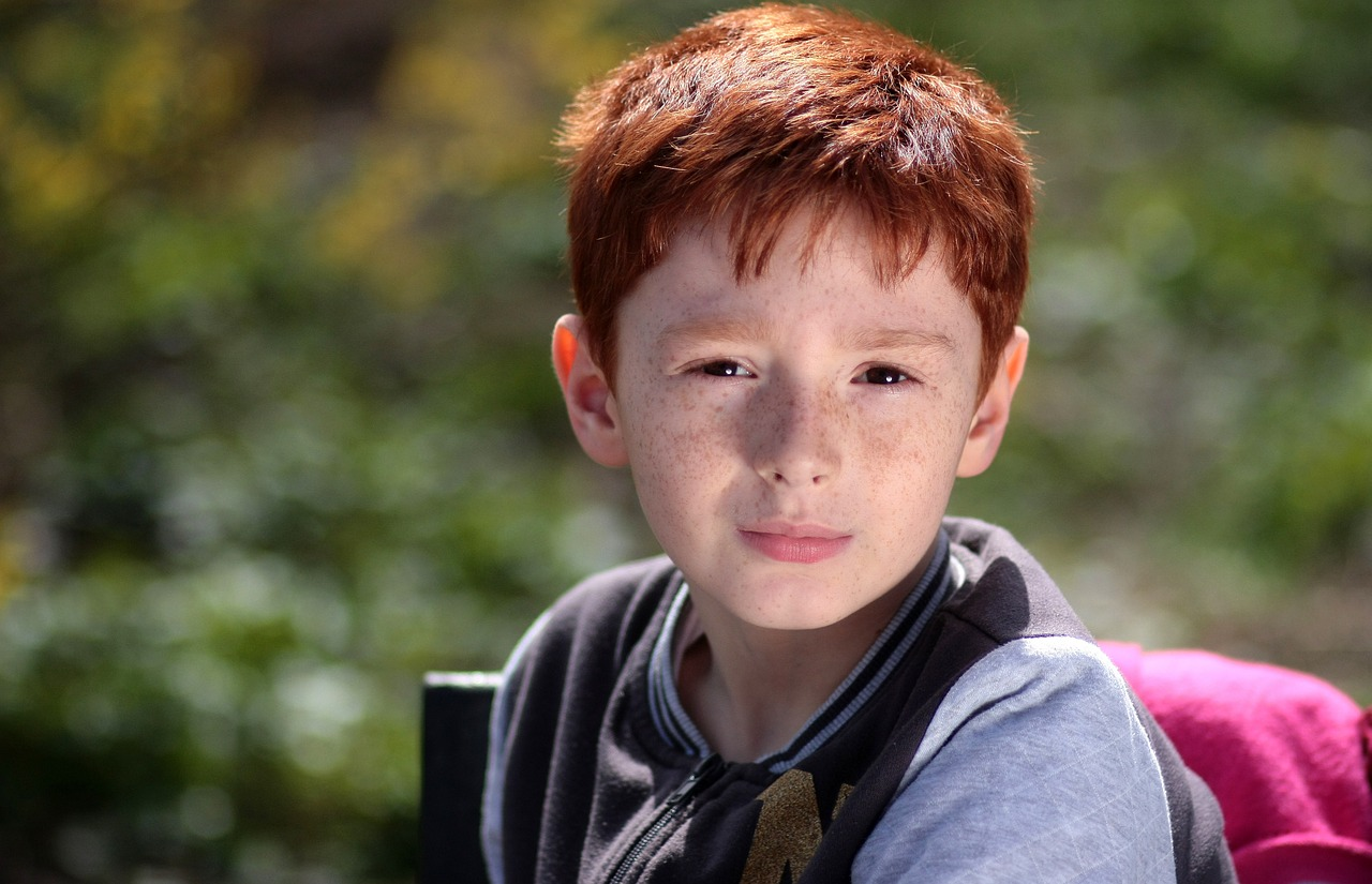 'How Can I Toughen Up My Seven Year Old?'