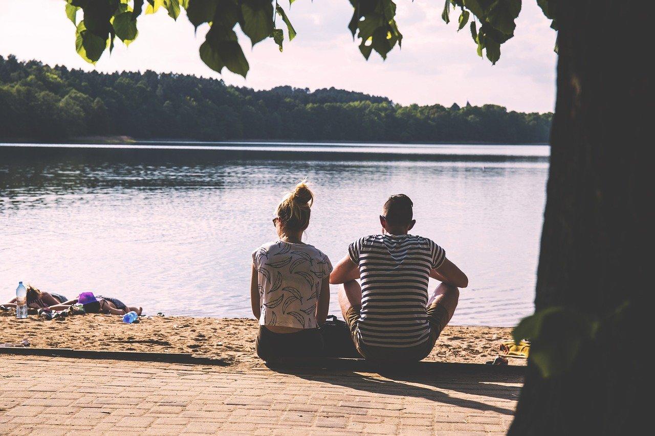 where do people meet their spouses